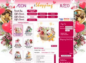 Showcase: JUSCO eShopping - E-Commerce Web Site - Malaysia Online Shopping
