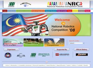 Showcase: Sasbadi - National Robotics Competition (NRC) 2005-2008 - Robotic Science