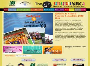 Showcase: Sasbadi - National Robotics Competition (NRC) 2009 - Robotic Science