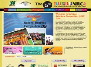 Showcase: Sasbadi - National Robotics Competition (NRC) 2009 - Robotic Science