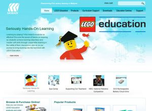 Showcase: Sasbadi - LEGO Education - The Exclusive LEGO Education Partner for Malaysia and Brunei Darussalam