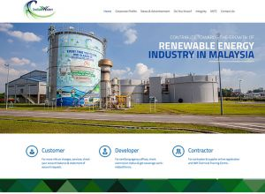 Showcase: Indah Water Konsortium - Corporate Web Site - National Sewerage Services Company Malaysia