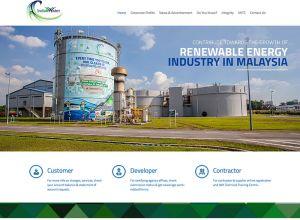 Showcase: Indah Water Konsortium - Corporate Web Site - National Sewerage Services Company Malaysia