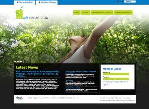 Showcase: Cahaya SPK Resort Club - E-Commerce Web Site - Membership eClub Portal in Malaysia