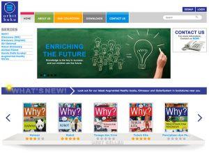 Showcase: Orbit Buku - Corporate Web Site - Beautiful, Quality and Educational Books Publisher Malaysia