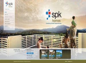 Showcase: SPK Homes - Corporate Web Site - Property Developer Malaysia (2012)