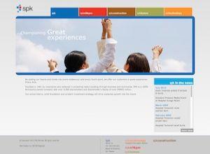 Showcase: SPK - Corporate Web Site - Property Developer Malaysia