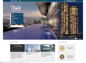 Showcase: Quill Group - Corporate Web Site - Malaysia Property and Development, Automobiles, Healthcare, Retail Mall