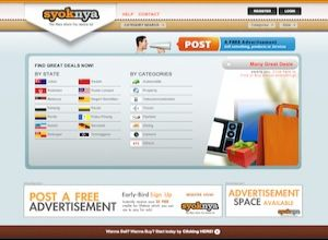 Showcase: SyokNya - Marketplace Web Site - Buy & Sell Online Free Online Advertising, Classifieds Ads