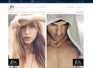 Showcase: FH Club - E-Commerce Web Site - Fashion, Beauty, Health, Lifestyle Online Shopping Malaysia