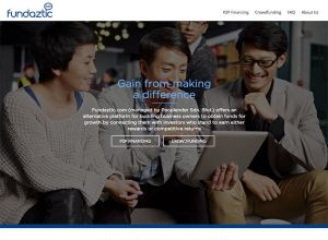 Showcase: Fundaztic Cloud Funding in Malaysia