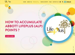 Showcase: Abbott LifePlus
