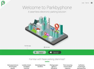 Showcase: ParkbyPhone
