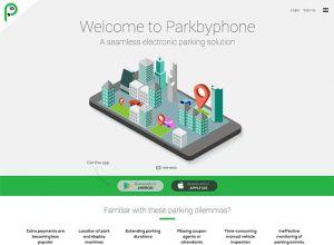 Showcase: ParkbyPhone